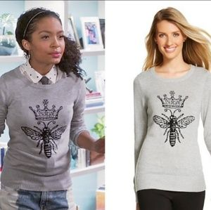 Queen Bee Pullover Sweater Worn On Blackish